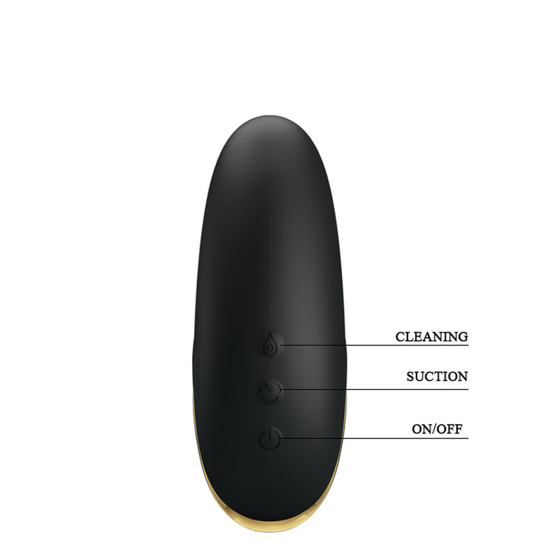 YEMA Auto-cleaning Sucking Massager Nipple Clitoris Sucker Rechargeable Vibrator Sex Toys for Woman Masturbation