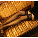 TERMEZY Women Sexy Lingerie Lady Lace Pantyhose Fashion High Stocking Hosiery female Exotic Nightclubs Products 3 Colors