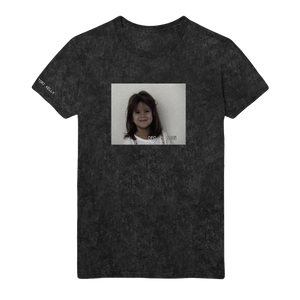 Young Tori Photo Black unisex tee