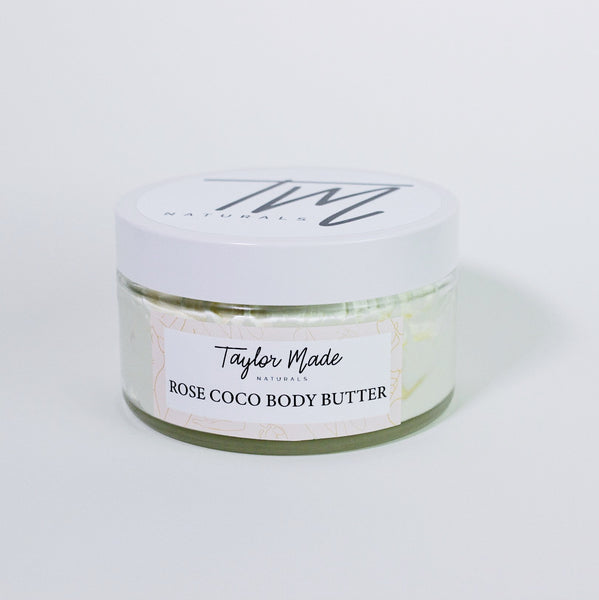 Rose Coco Body Butter