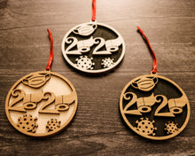 Load image into Gallery viewer, 2020 Holiday Ornament | Wood Ornament 2020 Highlights