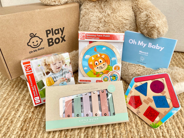 Play Box 'Mozart' (23-24 meses) - Pack Regalo 1 Caja