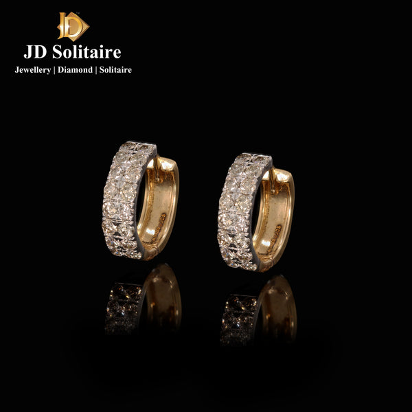 Diamond Yellow Gold Bali