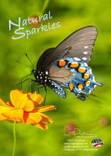 Load image into Gallery viewer, Greeting Card - NATURAL SPARKLES