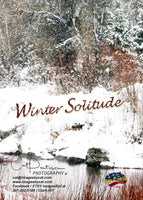 Greeting Card - WINTER SOLITUDE