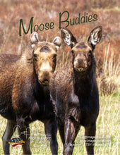 Load image into Gallery viewer, Note Cards - MOOSE BUDDIES