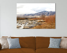 Load image into Gallery viewer, MOUNTAINS, ROCKS & WATER