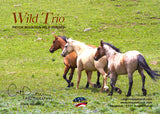 WILD TRIO - Greeting Card