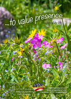 TO VALUE PRESENCE - Greeting Card