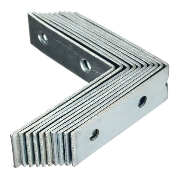 Angle bracket 25mm- Zinc plated - Imperial Glass and Timber