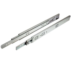 Soft Close Drawer Slide Pair 450mm - Imperial Glass and Timber