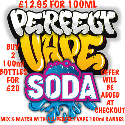Perfect Vape Soda 100ml
