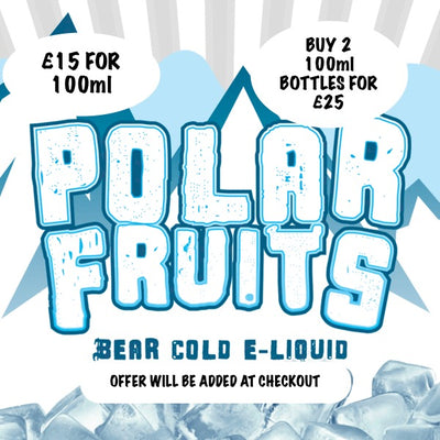 Polar Fruits 100ml