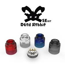 Hell Vape+ Dead Rabbit RDA SE Kit (4in1)  PUFF PUFF PUFF