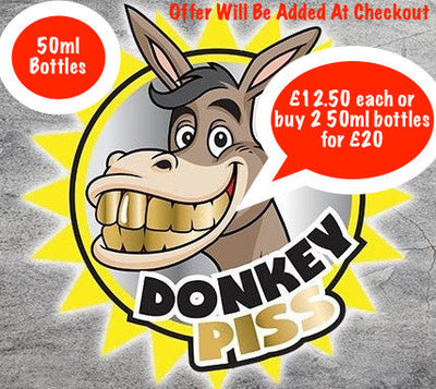 Donkey Piss 50ml