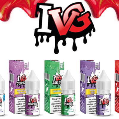 IVG 50vg/50pg  10ml 3mg