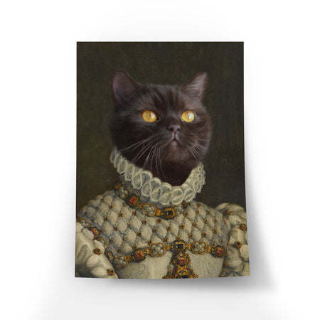 De Prinses - Poster | Artimal - Huisdier in Uniform (4633623986269)