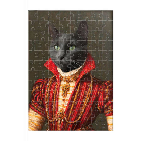 De Barones - Legpuzzel | Artimal - Huisdier in Uniform (4601977897053)