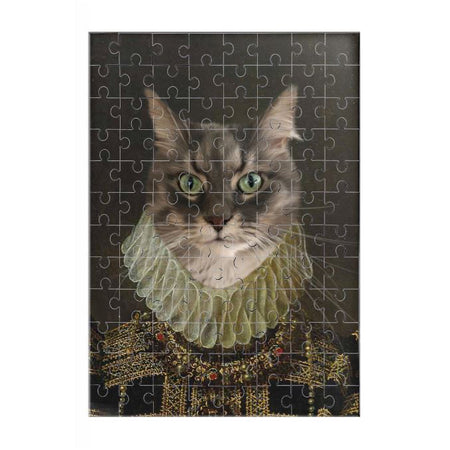 De Dame - Legpuzzel | Artimal - Huisdier in Uniform (4601513672797)