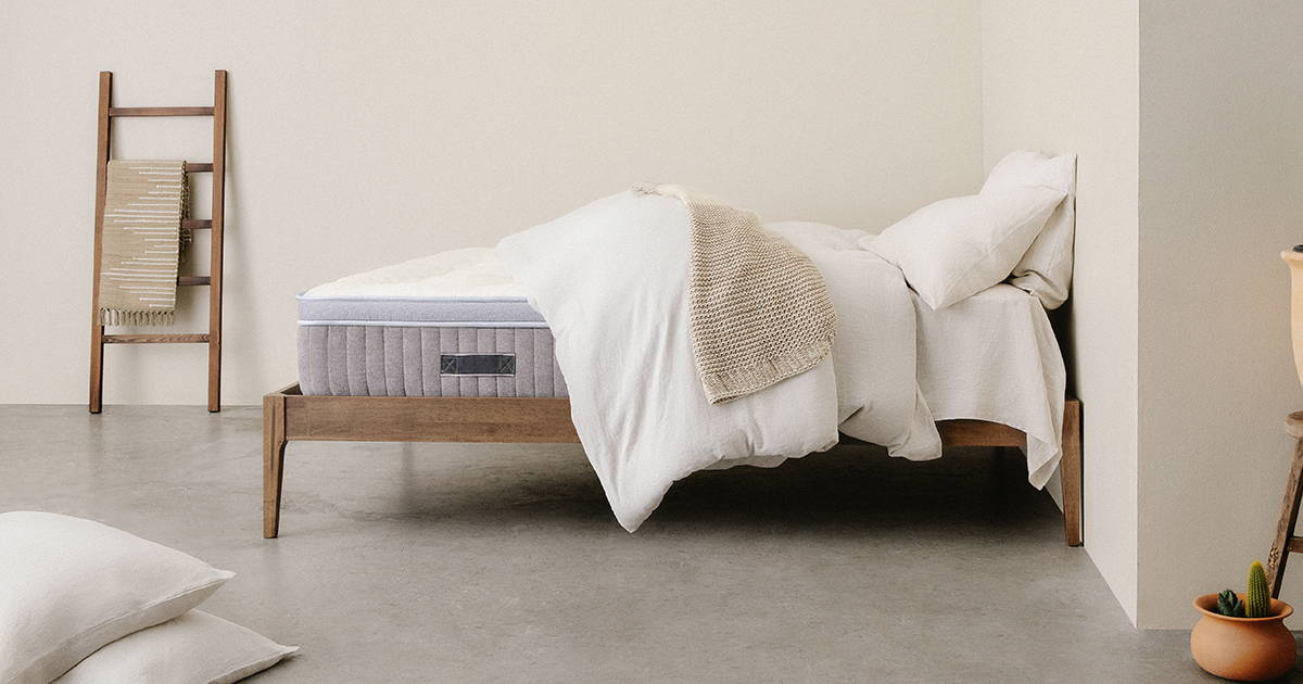 12 Best Reasons To Buy A Natural Mattress image