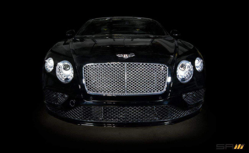 Bentley V8S 2014-2018 Scrape Armor