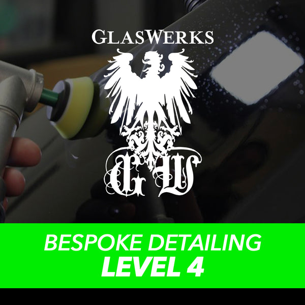 Bespoke Detailing - Level 4