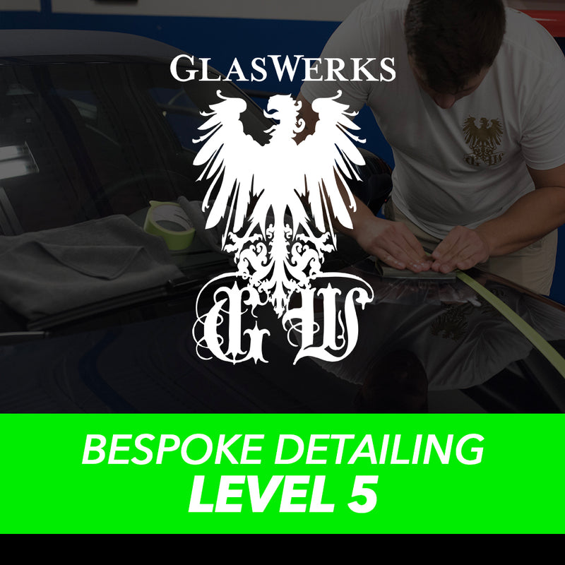 Bespoke Detailing - Level 5