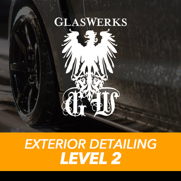 Level 2 Detailing Session