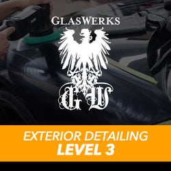 Level 3 Detailing Session