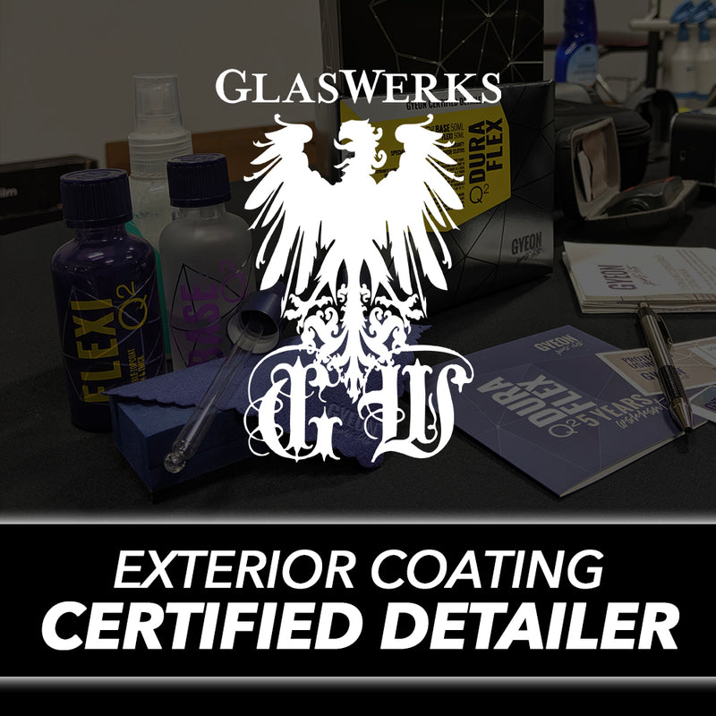 Exterior Coating - Certified Detailer