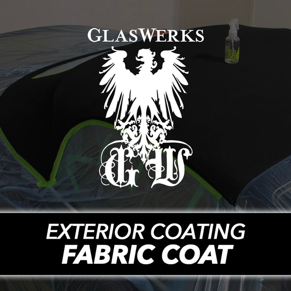 Exterior Coating - Fabric Coat