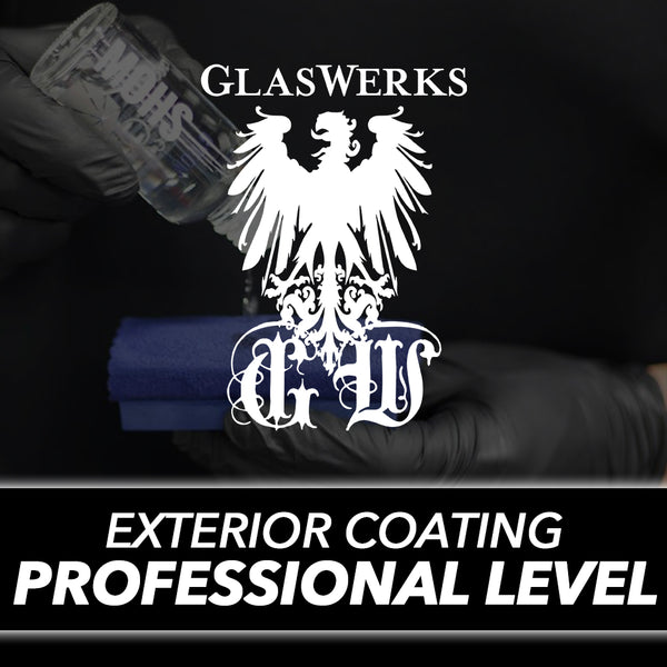 Exterior Coating - Professional Level