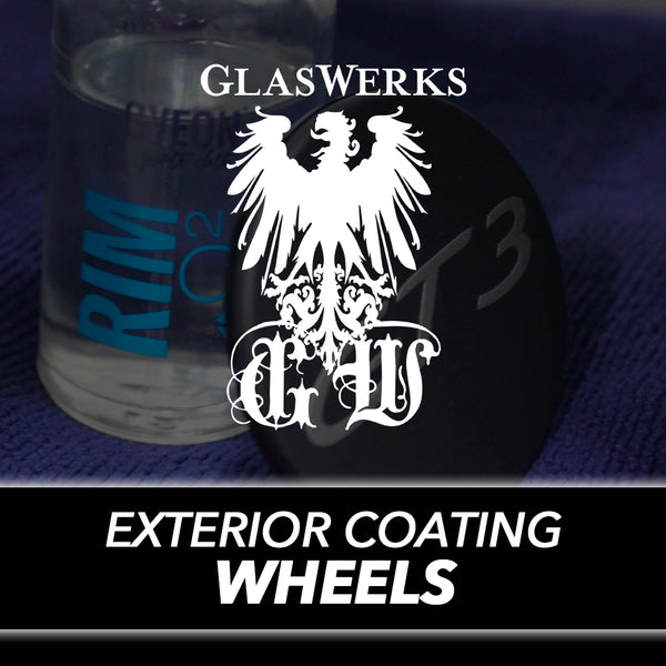 Exterior Coating - Wheels
