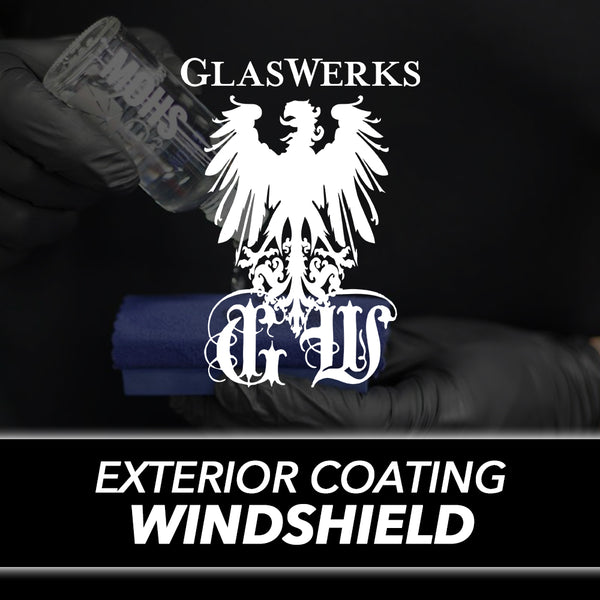 Exterior Coating - Windshield