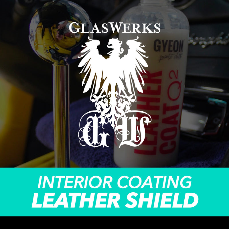 Interior Coating - Leather Shield