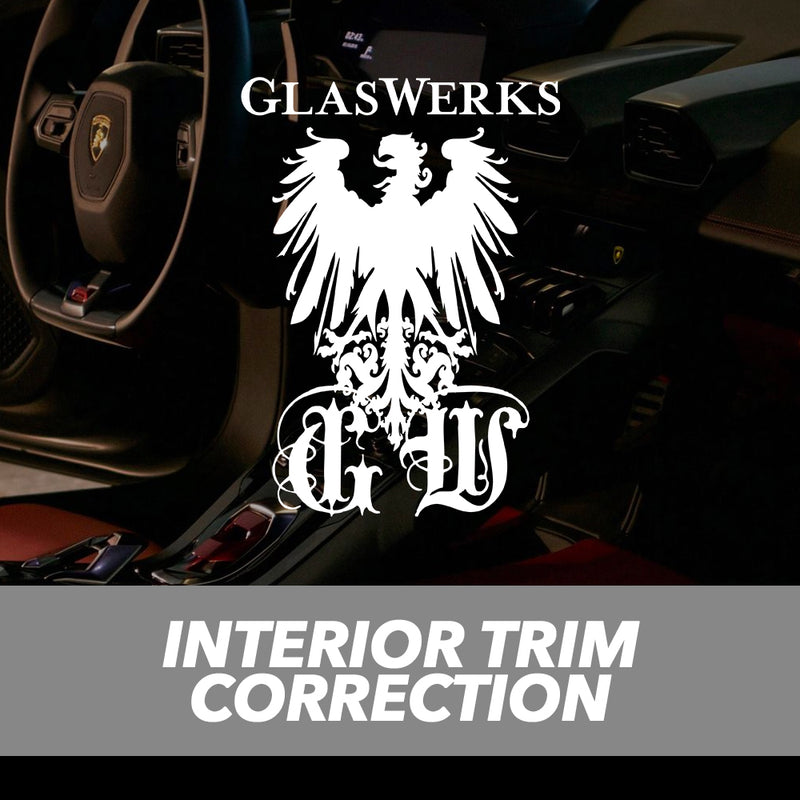 Interior Trim Correction