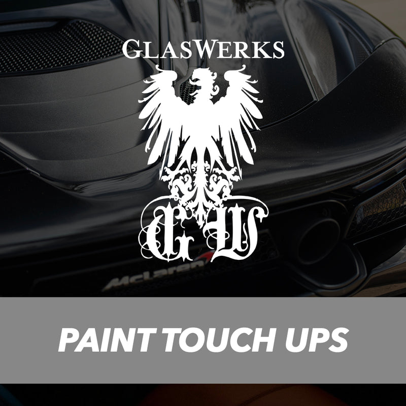 Paint Touch Ups