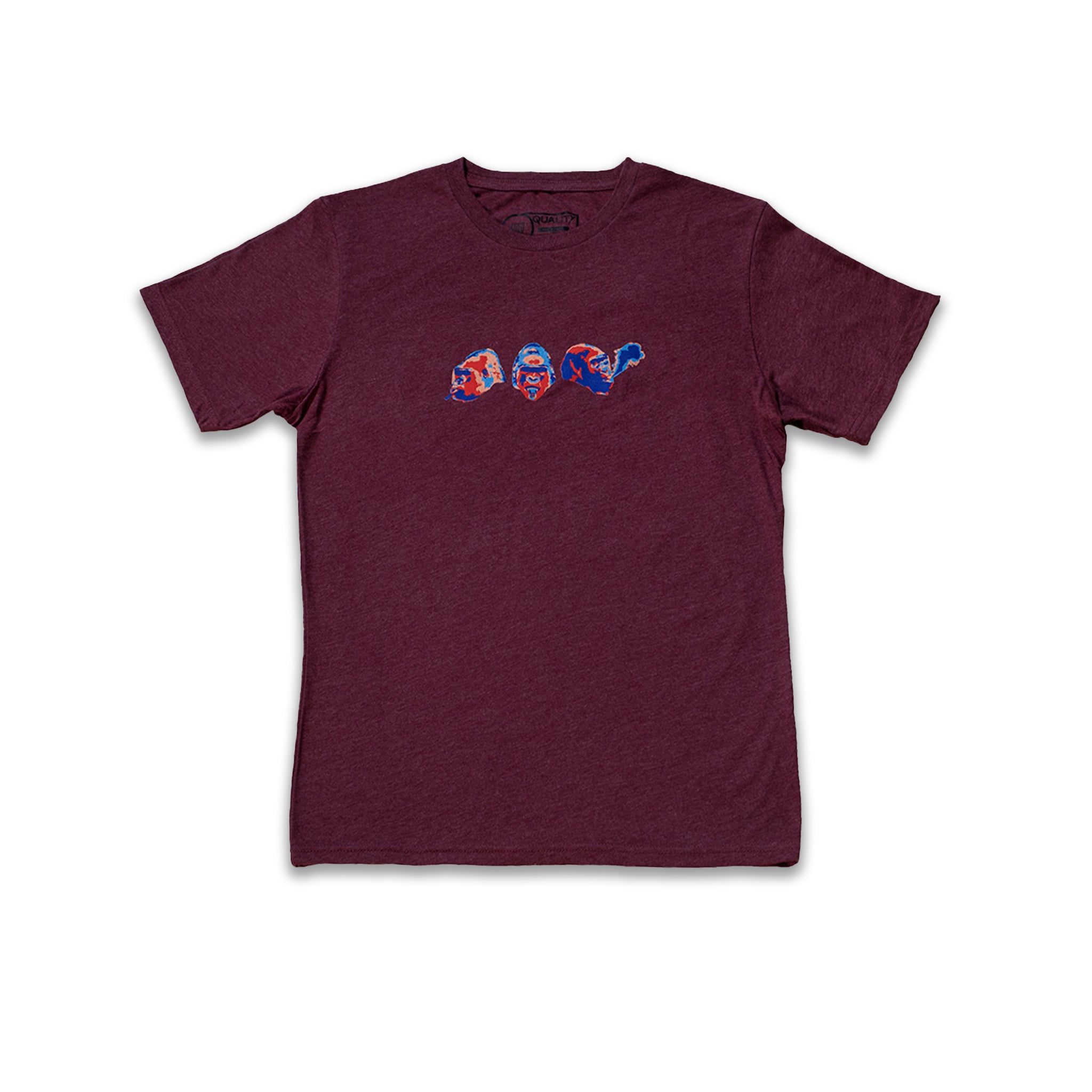 Stoned Ape T-Shirt - Berry