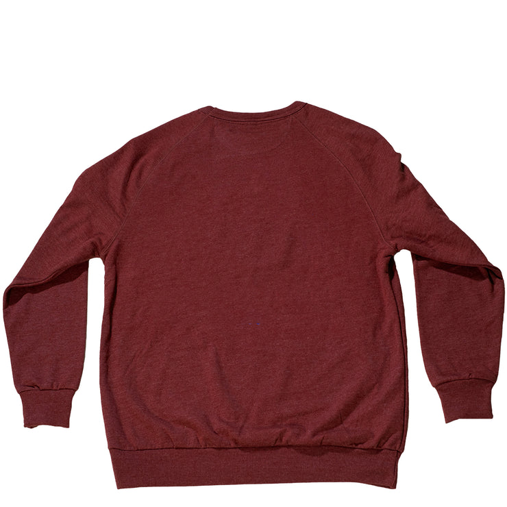Sampaguita Sweater - Cherry