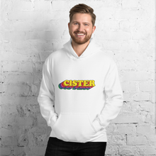 Load image into Gallery viewer, The Cister Hoodie: Outside Label