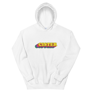The Cister Hoodie: Outside Label