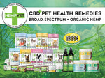 CBD Pet Product Brand HEMPVET Expands to Feline and Equine Markets