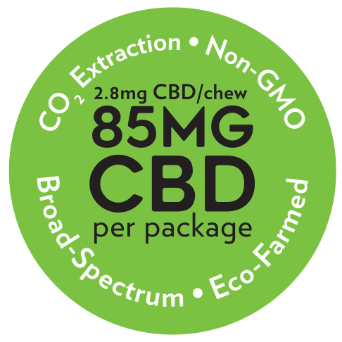 HEMPCALM with 85mg CBD + C10 Calming Complex™