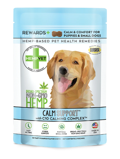 CALM SUPPORT REWARDS+ CBD with C10 Calming Complex™