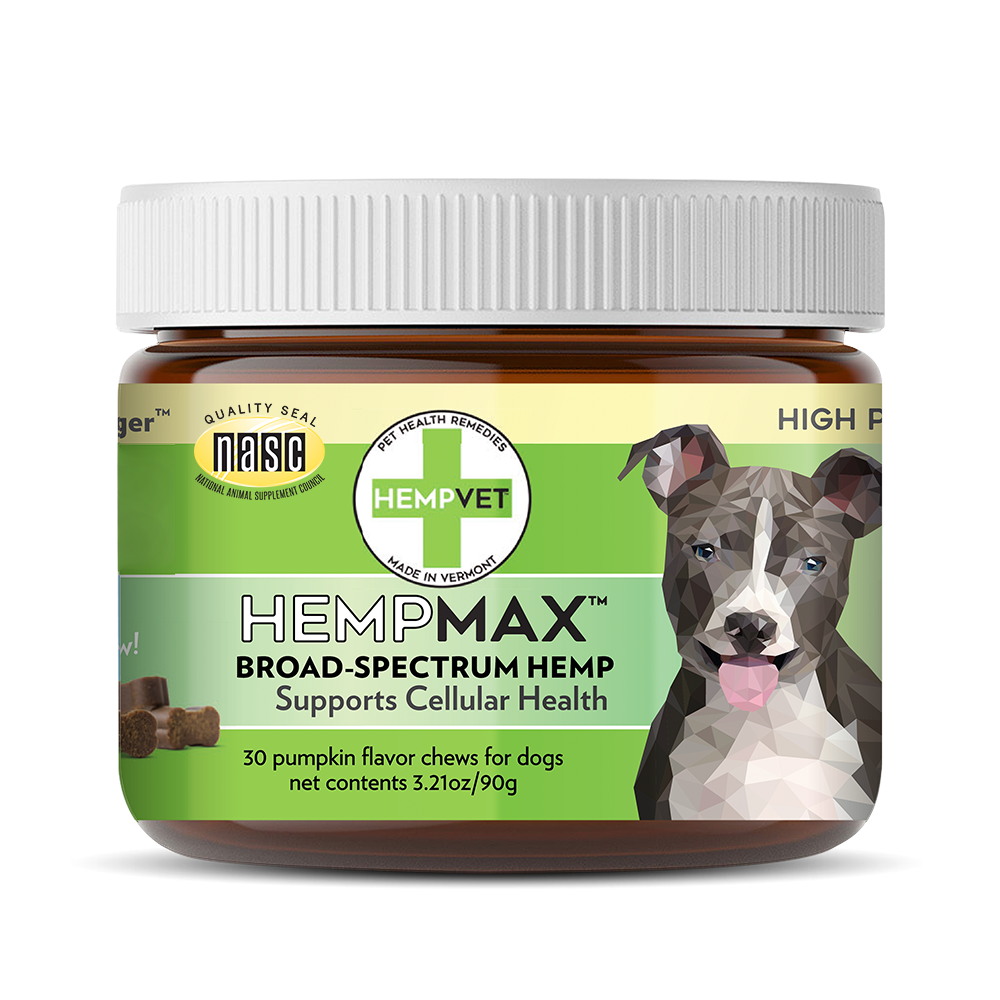 HEMPMAX High Potency 125mg CBD Hemp Complex
