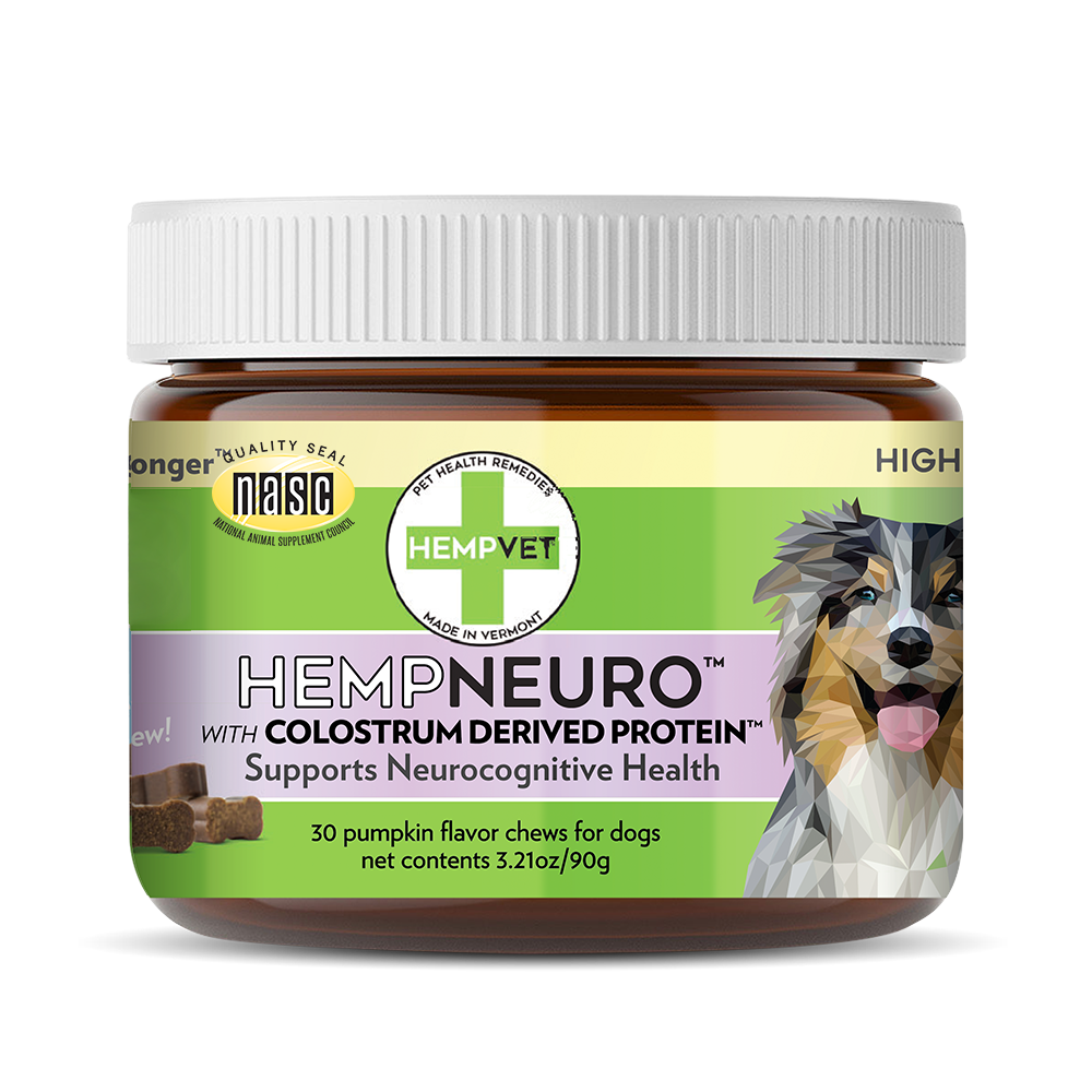 HEMPNEURO with 85mg CBD + Colostrum Derived Protein™