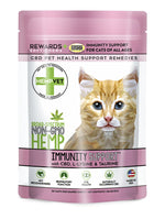IMMUNITY SUPPORT for Cats with CBD, Taurine & L-Lysine