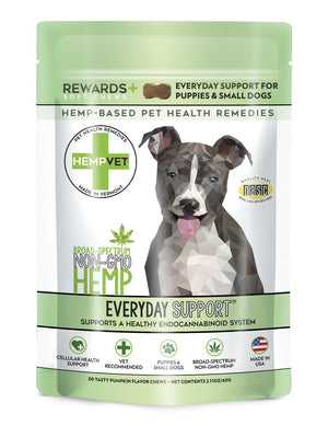 EVERYDAY SUPPORT REWARDS+ CBD Pure Hemp Complex