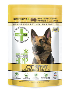 JOINT SUPPORT REWARDS+ with CBD, Glucosamine HCL + MSM