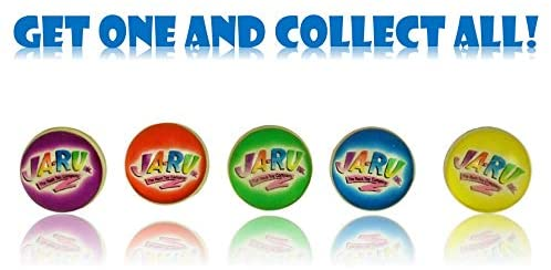 Lab Putty Color Changing Heat Sensitive and one Bouncy Ball by JA-RU Orange | Item #9576-1p